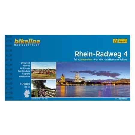 Rajna kerékpárkalauz 4., Rhein-Radweg 4.