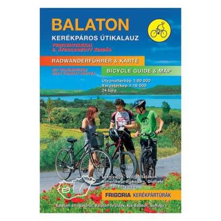 Balaton kerékpáros útikalauz
