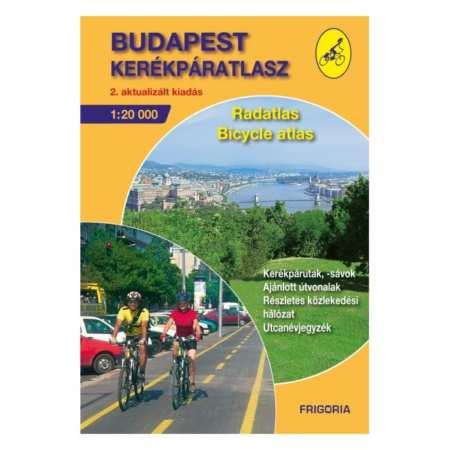 Budapest kerékpáratlasz