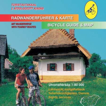 Őrség és Alpokalja kerékpáros útikalauz, 2. aktualizált kiadás