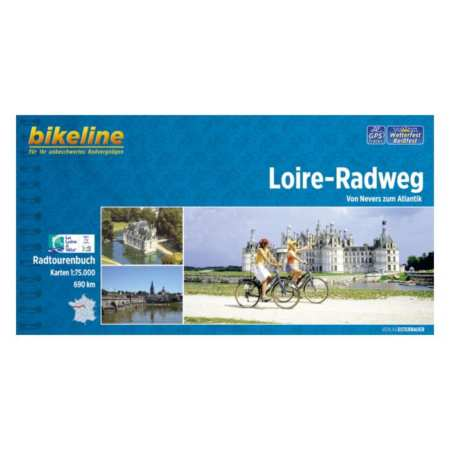 Loire kerékpáratlasz, Loire-Radweg