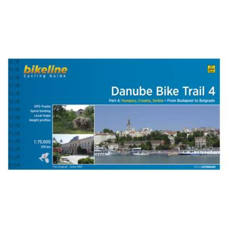 Duna menti kerékpárút, Budapesttől Belgrádig, Danube Bike Trail 4
