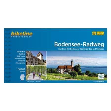 Boden-tó kerékpáros útikalauz, Bodensee-Radweg