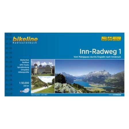 Inn kerékpárkalauz 1, Inn-Radweg 1