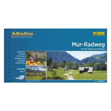 Mura kerékpáros útikalauz, Mur-Radweg