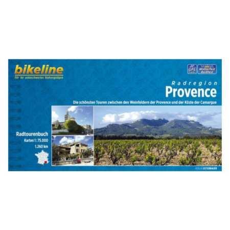 Provence kerékpárkalauz, Radregion Provence