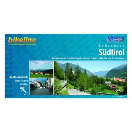 Dél-Tirol kerékpárkalauz, Radregion Südtirol