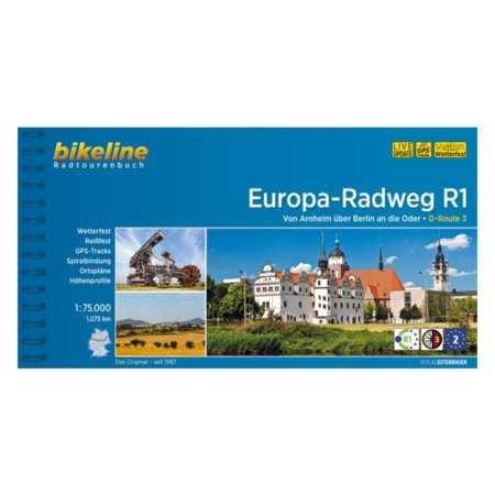 Európa kerékpárkalauz R1, Europa-Radweg R1