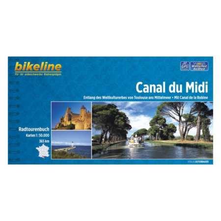 Canal du Midi kerékpárkalauz