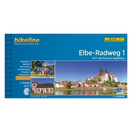 Elba kerékpárkalauz 1, Elbe Radweg Radtourenbuch 1