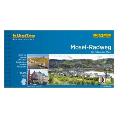 Mosel kerékpárkalauz, Mosel-Radweg