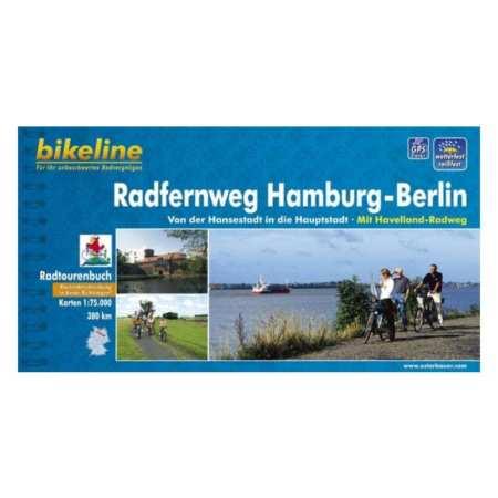Hamburg, Berlin kerékpárkalauz, Hamburg, Berlin Radfernweg