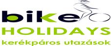 BikeHolidays logó