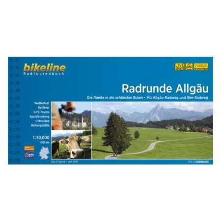 Allgäu kerékpáros körtúrák, Radrunde Allgäu