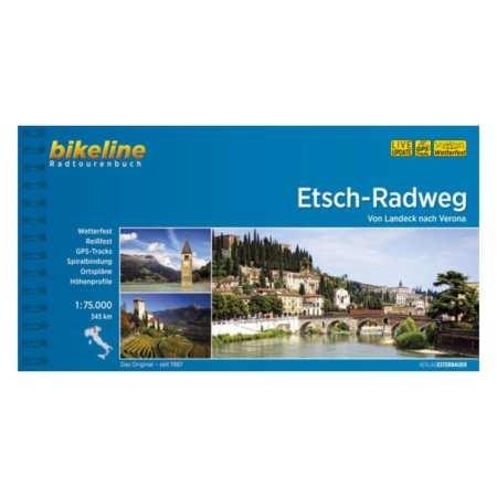 Etsch kerékpárkalauz, Etsch-Radweg