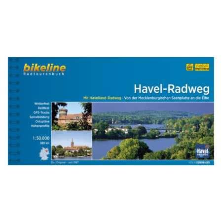 Havel-Radweg kerékpárkalauz