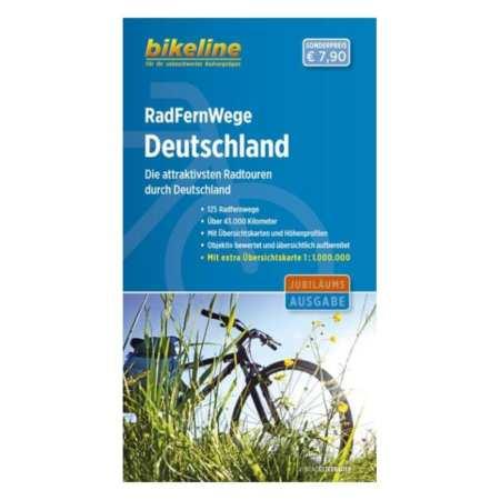 Németország kerékpáros útjai, Radfernwege Deutschland