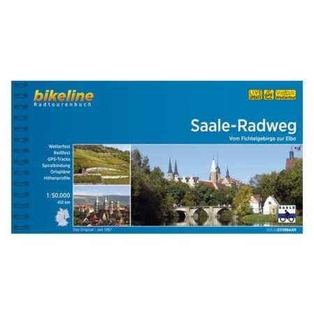Saale-Radweg kerékpárkalauz