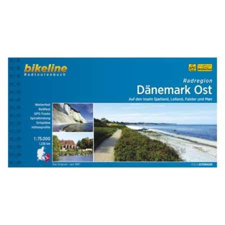 Kelet-Dánia kerékpárkalauz, Radregion Dänemark Ost