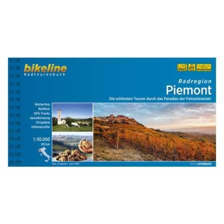 Piemont kerékpárkalauz, Radregion Piemont