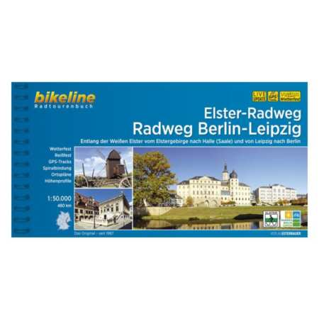 Elster Radweg kerékpárkalauz, Radfernweg Berlin-Leipzig