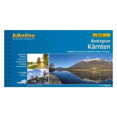 Karintia kerékpáratlasz, Radatlas Kärnten