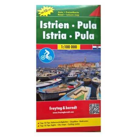 Isztria, Pula TOP 10 Tipp