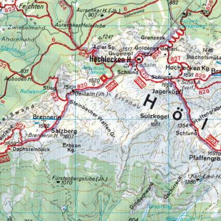 Attersee, Traunsee, Höllengebirge, Mondsee, Wolfgangsee