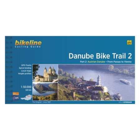Duna menti kerékpárút, Passautól Bécsig, Danube Bike Trail 2