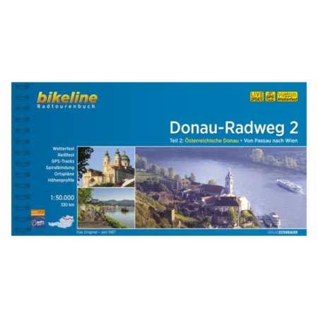Duna menti kerékpárút, Passautól Bécsig, Donau Radweg 2