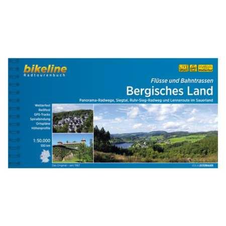 Bergisches Land kerékpárkalauz, Flüsse und Bahntrassen Bergisches Land