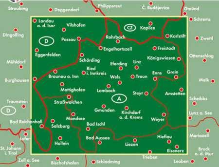 Oberösterreich TOP 10, Felső-Ausztria