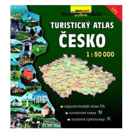 Csehország turistaatlasza, Turisticky Atlas Cesko