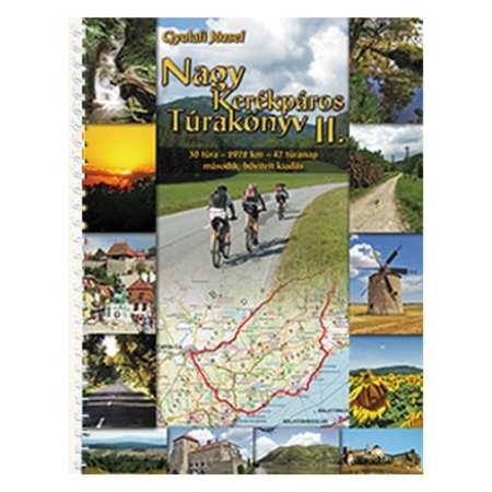 Nagy kerékpáros túrakönyv I., Gyulafi József