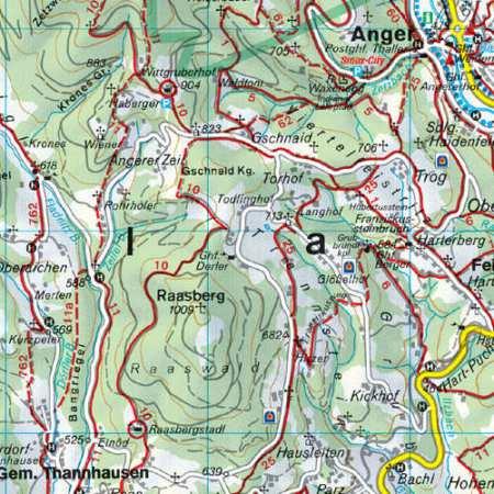 Grazer Bergland, Schöckl, Teichalm, Stubenbergsee