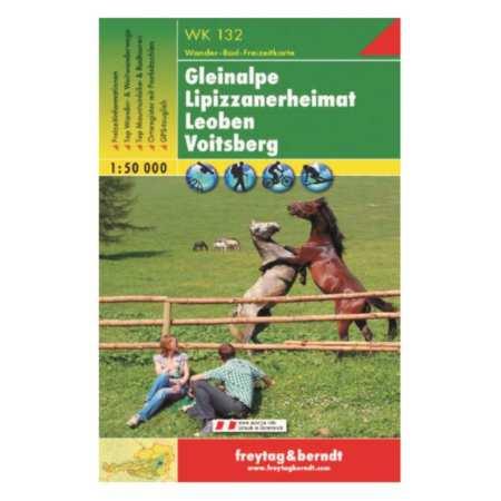 Gleinalpe, Lipizanerheimat, Leoben, Voitsberg