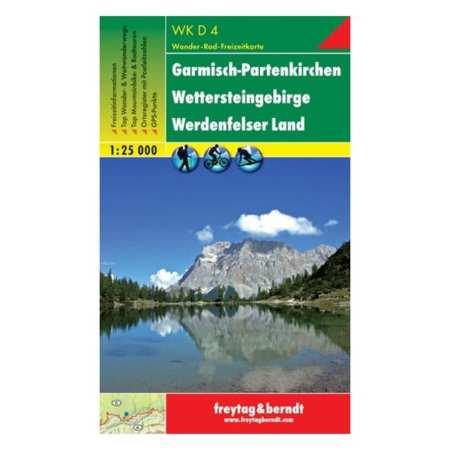 Garmisch-Partenkirchen, Wettersteingebirge, Werdenfelser Land