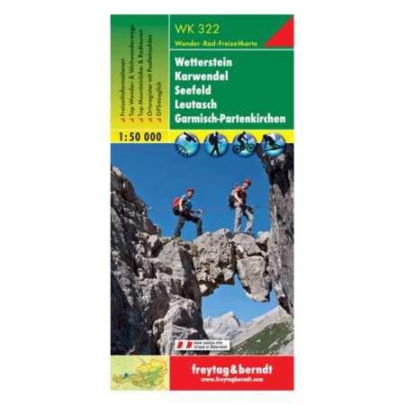 Wetterstein, Karwendel, Seefeld, Leutasch, Garmisch Partenkirchen