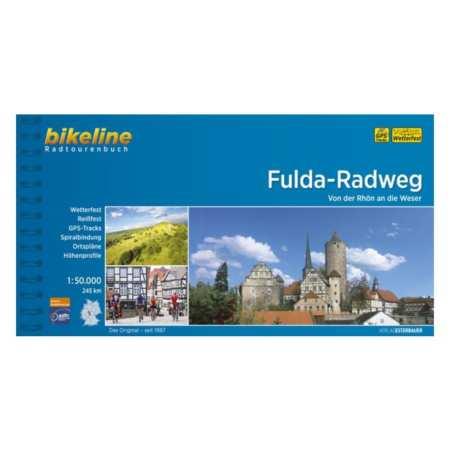 Fulda kerékpárkalauz, Fulda-Radweg