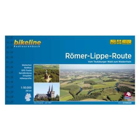 Römer-Lippe-Route kerélpárkalauz