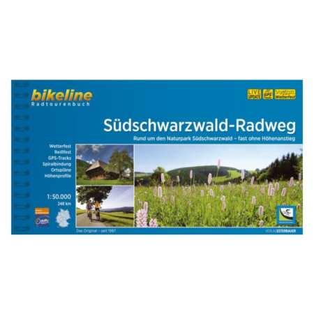 Fekete-erdő Dél, Südschwarzwald-Radweg