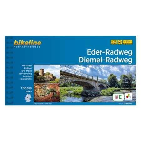 Eder kerékpárkalauz, Eder-Radweg, Diemel-Radweg