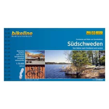 Dél-Svédország kerékpárkalauz, Radregion Südschweden