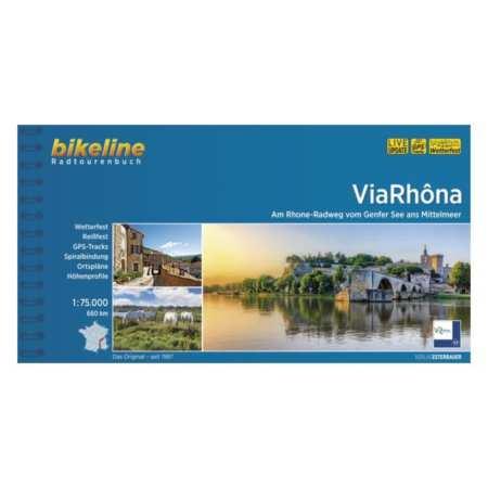 Rhone kerékpárkalauz, ViaRhôna