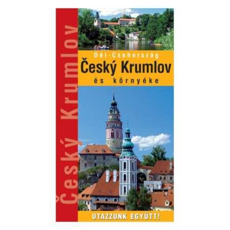 Český Krumlov és környéke útikönyv