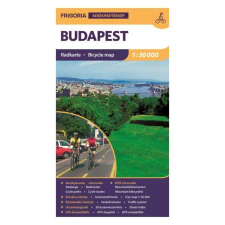 Budapest Kerekparos Terkep Mobil Eszkozre Letoltheto Verzio