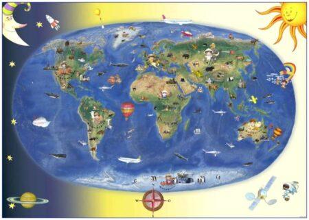 világtérképen know